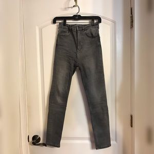 Zara Grey Denim
